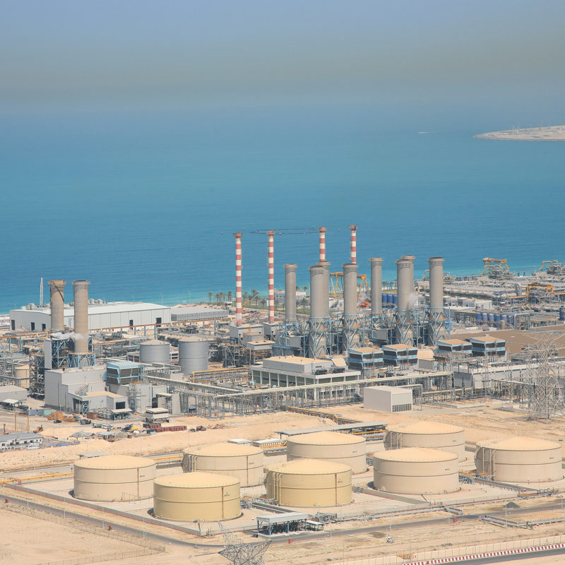 Thermal Desalination
